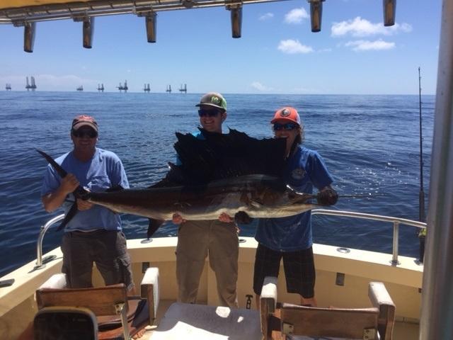 Padre island fishing texas deep sea sport fishing charter for South padre island fishing report