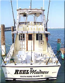 Reel Madness South Padre Sport Fishing